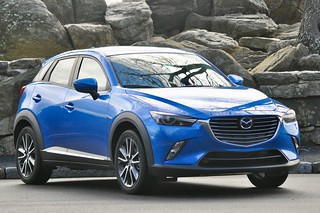 2017 Mazda CX-3 AWD | by Carsfera.com