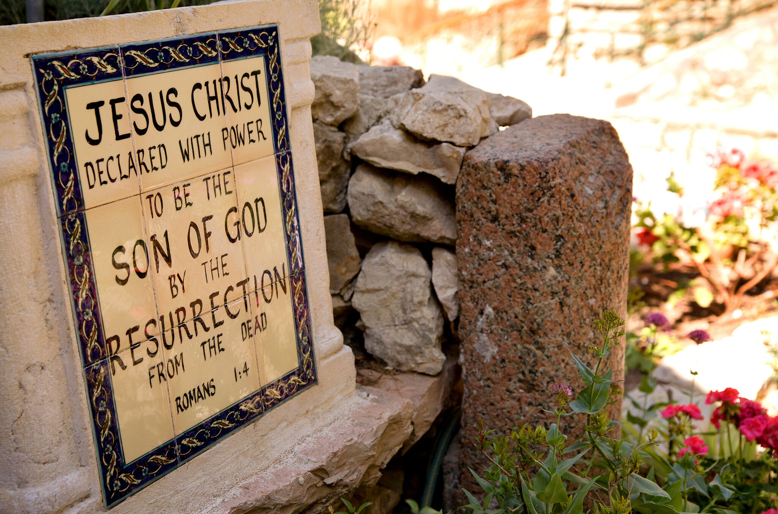 Jerusalem_Garden Tomb 4_Noam Chen_IMOT