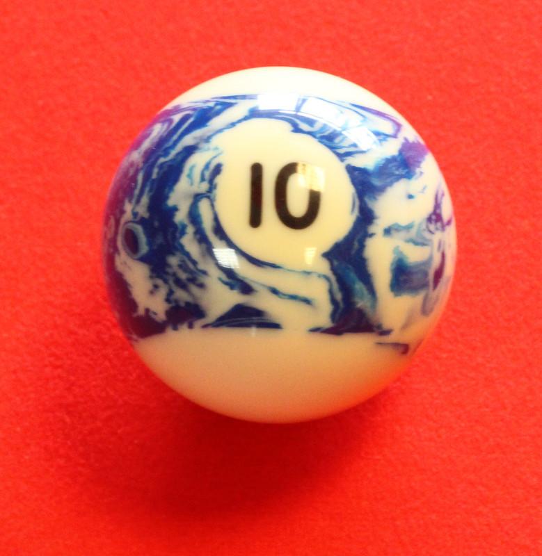 Pool Ball No. 10