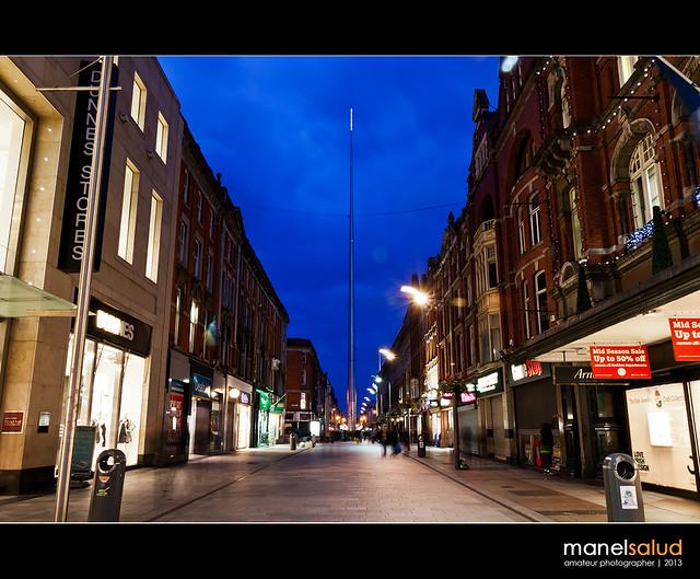 The Spire (Dublín)