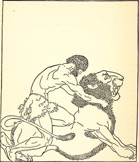 """Image from page 310 of """"The golden fleece and the heroes who lived before Achilles"""" (1921) 