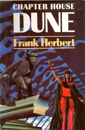 Chapter House Dune - Frank Herbert