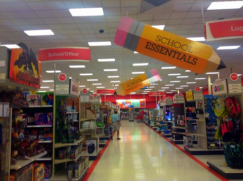 "Target ""Back to School"" 2014 