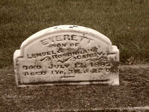 Riverside Cem-Everett son of Lemuel | by Naberius9