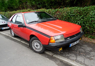 Renault Fuego Turbo | by Spottedlaurel