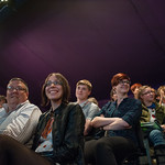 Happy Book Festival audience |