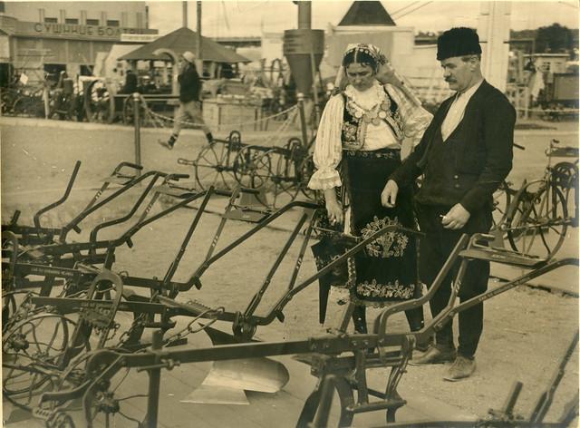 Belgrade's Fair 1937