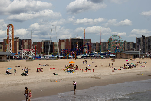 Coney Island | by vagueonthehow