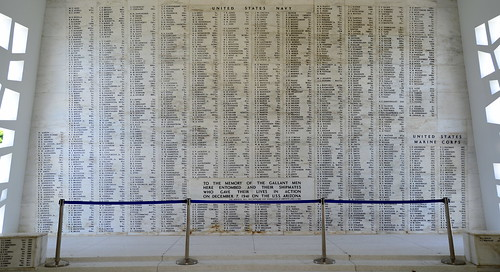USS Arizona Memorial | by jimbowen0306