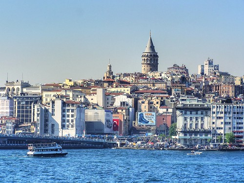 istanbul turkey истанбул турция view tower galata city bosphorus transcontinental eurasia