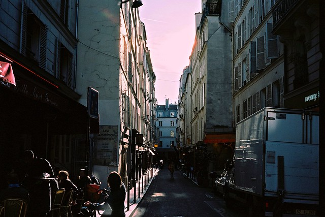 rue Guisarde - rue Mabillon @ Saint Germain des Prés