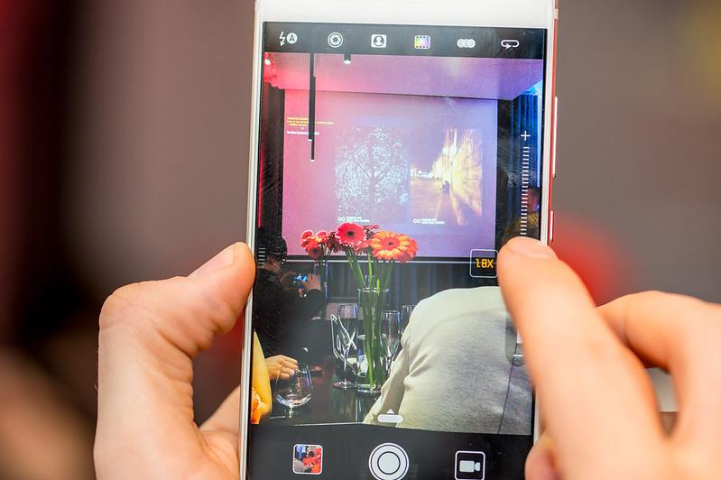 Huawei P10 esitlus Eestis