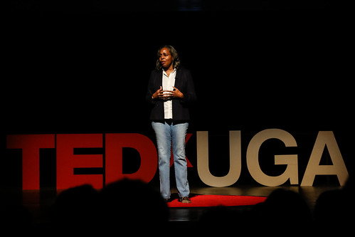 Valerie Babb @ TEDxUGA 2017: Spectrum | by New Media Institute