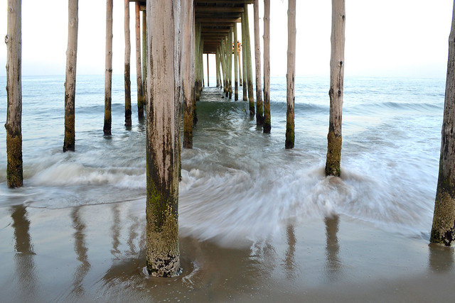 Goodbye to the Fishing Pier
