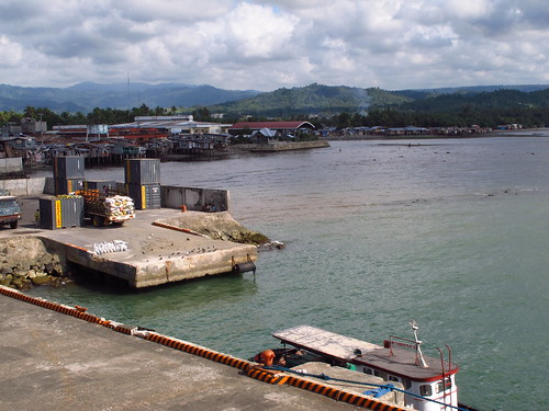 sea port ship iligan