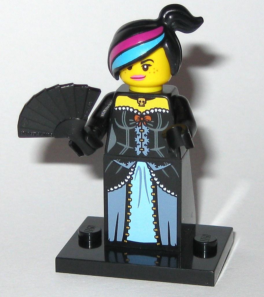 Lego 71004 4 Lego Wild West Wyldstyle Minifigure The Lego Flickr