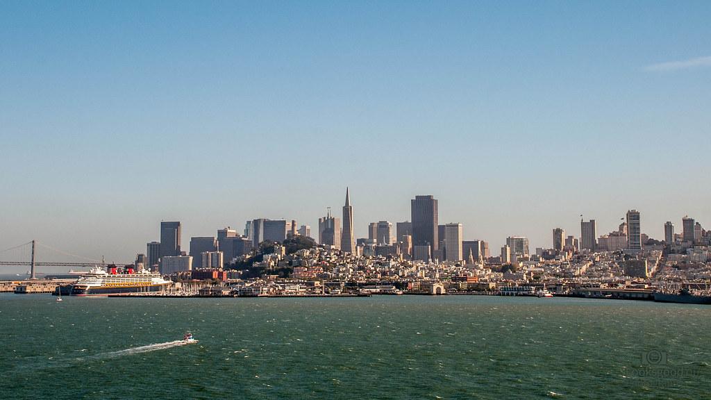 San Francisco Skyline 4k Wallpaper Desktop Background Flickr
