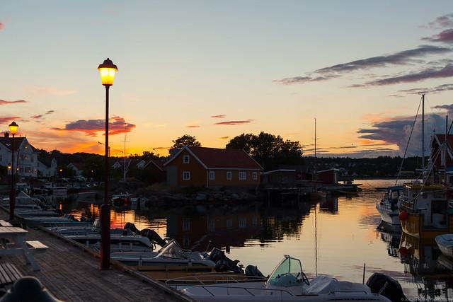 Good night Nevlunghavn
