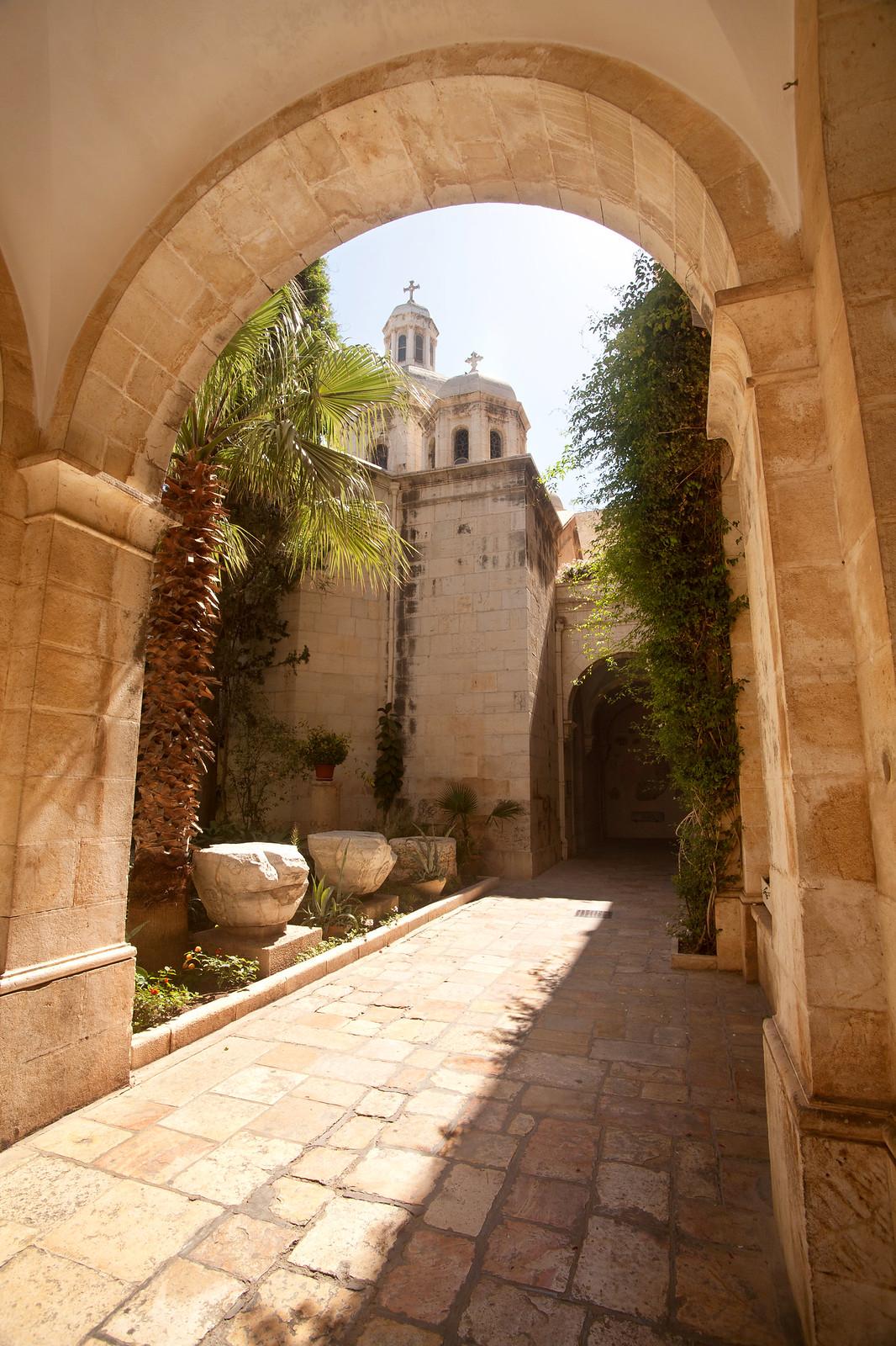 Jerusalem_Via Dolorosa_Station 2 (3)_Noam Chen_IMOT