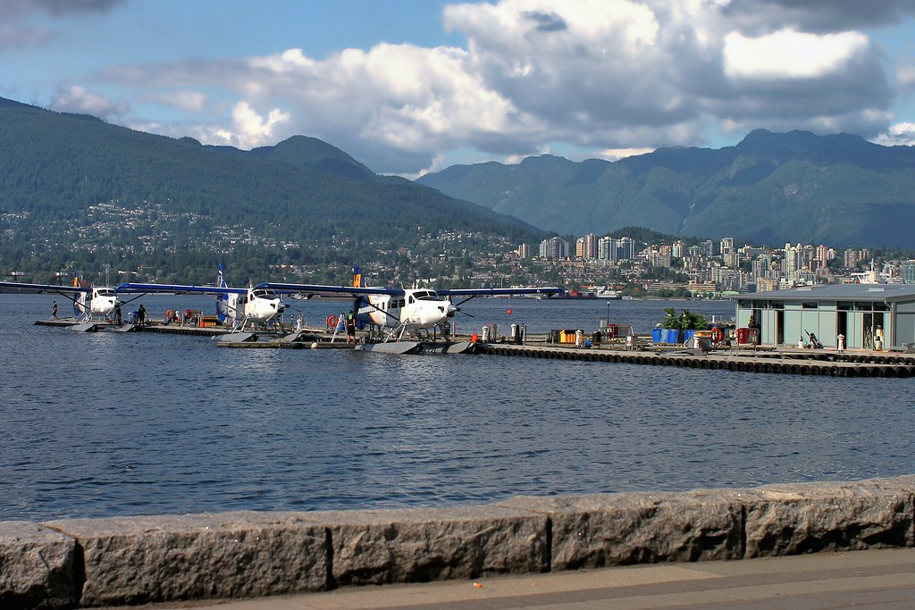 1. Coal Harbour Runway and Beyond