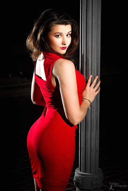 Red Dress: Emily (4)
