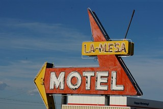 La Mesa Motel - Route 66, Santa Rosa, New Mexico | by RoadTripMemories