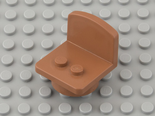 4 Brick Red / Fabuland Brown | by Brick Colorstream