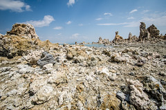 More Tufa at Mono Lake, CA