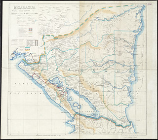 Nicaragua | by Norman B. Leventhal Map Center at the BPL
