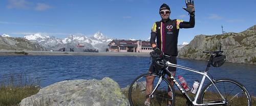 Passo della Novena (Nufenenpass) | by will_cyclist