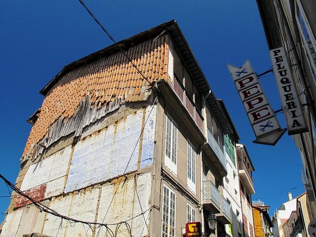 Rua do Vilar.Orense