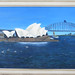Sydney harbour final framed _2005