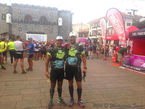 Trail Diente de Sierra... 2014 #tegueste #dientedesierra #muchavidateam #tenerife #islascanarias #canarias #muchavida #trail #trailrunning #team