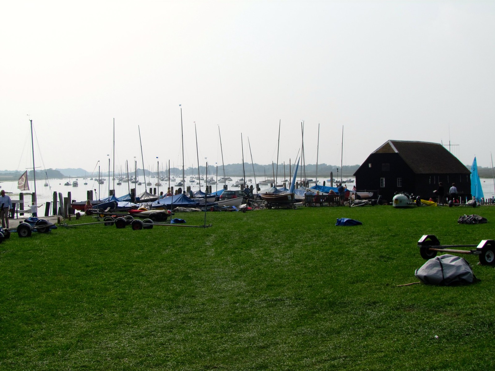 photo from walk Bosham boat club