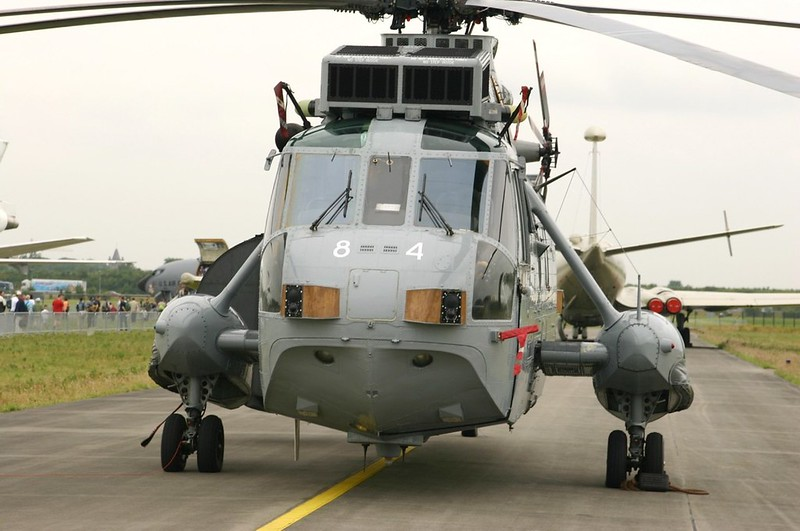 Westland Seaking Mk7 2