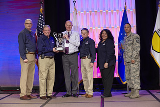 Director/CEO Cup Awarded to UK East Consolidated Exchange | by Army & Air Force Exchange Service PAO