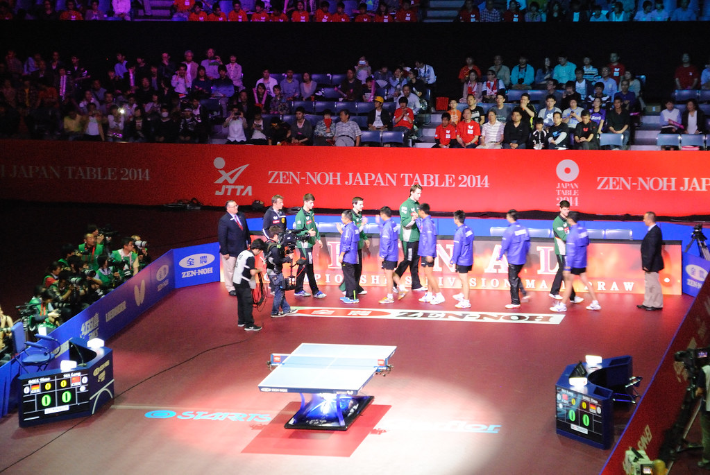 Zen noh 2014 world team table tennis championships in toky - Table tennis world championship 2014 ...