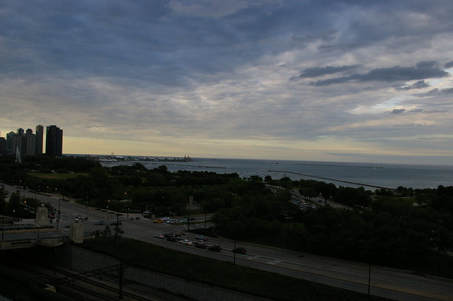 Chicago Lakeshore View