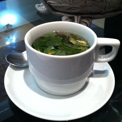 Coca Tea @ Del Prado Inn | by queenkv