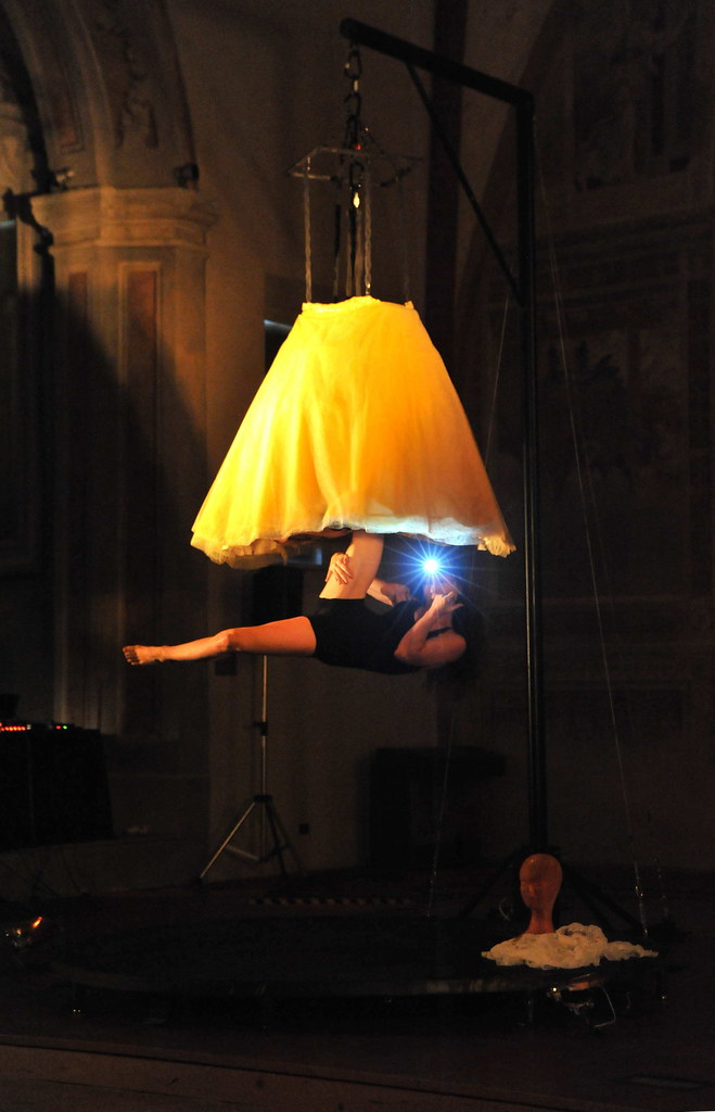 LA CITTA' IDEALE DEL TEATRO URBANO XIX FESTIVAL -LE STRADE DEL TEATRO-  GIUGNO 2014  Foto A. Artusa