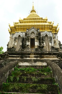 Wat Chiang Man   by Dave Schumaker