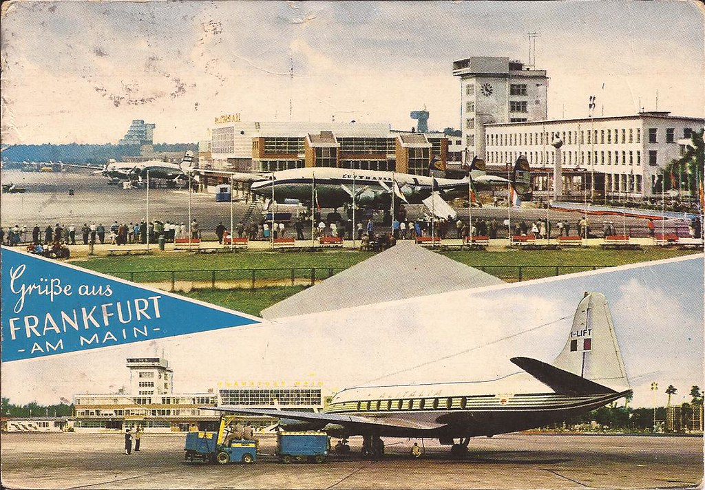 Frankfurt 1960