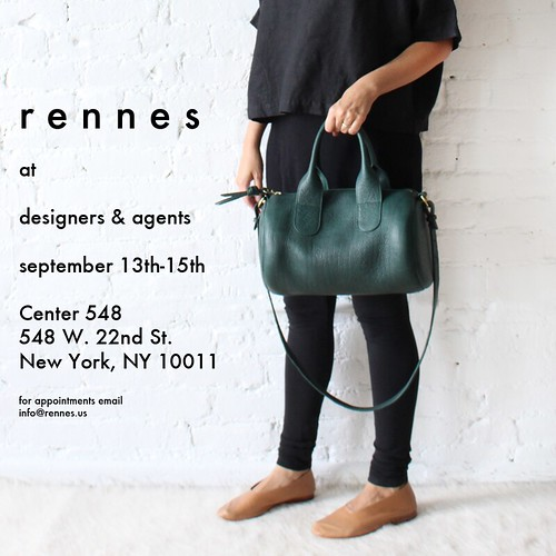 designers & agents sept 13th-15th | by julia / rennes