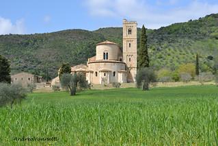 Abbazia di Sant'Antimo (Si)