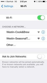 Westin Singapore Wifi | by philip.lim