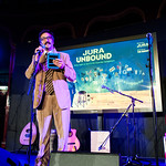 Ryan Van WInkle introduces the Syria Speaks edition of Jura Unbound |
