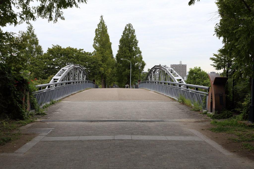 緑地西橋(旧心斎橋) | Yasuyuki Isobe | Flickr