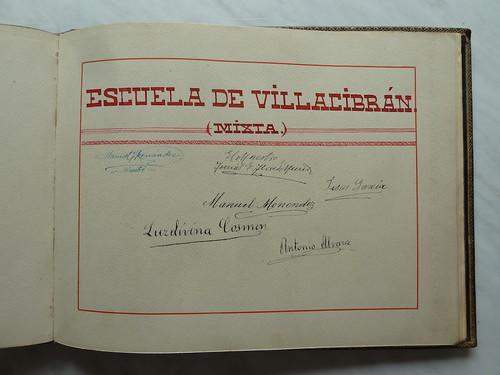 Escuela de Villacibrán