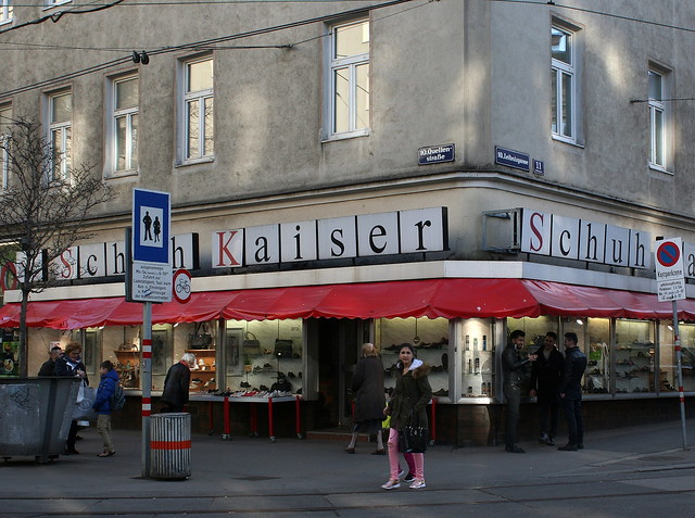 Schuh Kaiser