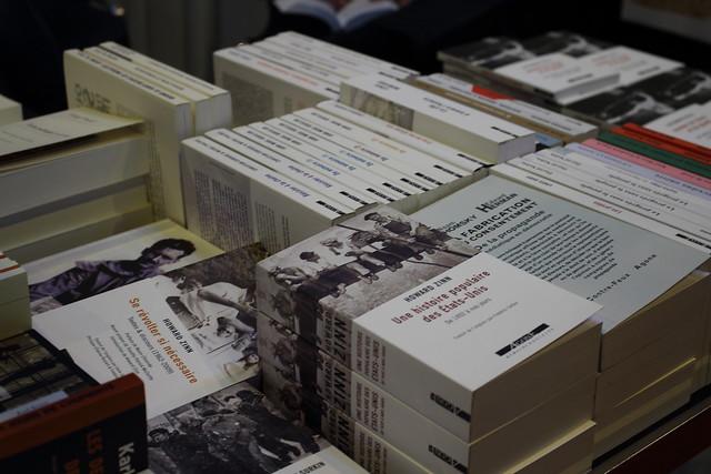 Éditions Agone - Livre Paris 2017
